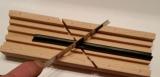 Schablone für Gehrungsschnitt 45 ° im Eckbereich - Kunststofffenster